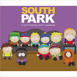 south-park-day-to-day-calendar-2019