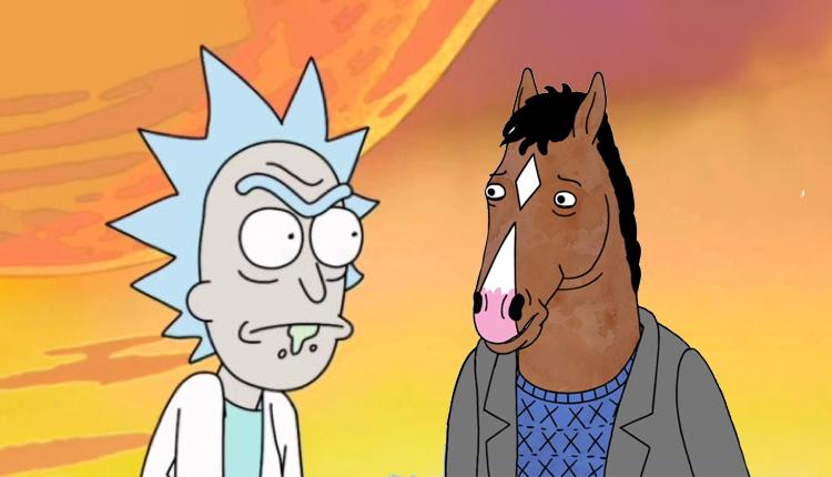 rick-sanchez-vs-bojack-horseman
